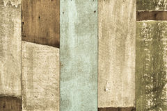 Old wood wall Stock Image