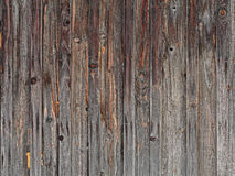 Old wood wall background, retro grain plank wooden texture patte Royalty Free Stock Photography