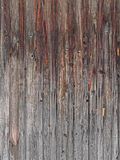 Old wood wall background, retro grain wooden surface texture pat Royalty Free Stock Images