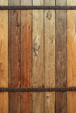 Old wood wall background Royalty Free Stock Images