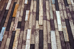 A Old wood wall texture background Stock Photography
