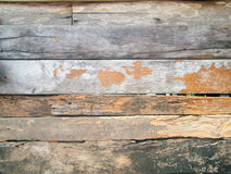 Old wood wall. Old wood wall texture, wood wall background Royalty Free Stock Photos