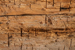Old wood wall texture background Stock Photos
