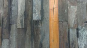 Old wood wall Stock Images