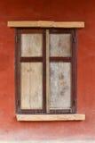 Old wood window. Retro style stock photos