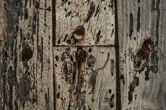 Old wood worn Royalty Free Stock Photography