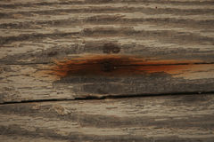 Old wood worn Stock Photography