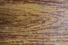 Old wooded teak close-up textured Royalty Free Stock Photos