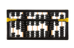 Old wooden abacus Royalty Free Stock Image