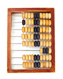Old Wooden Abacus Stock Image