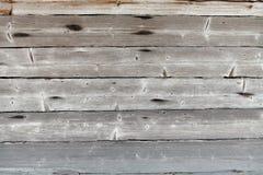 Old wooden background. Old wooden background with horizontal boards Royalty Free Stock Image