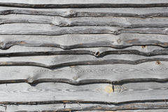 Old  wooden background with boards Stock Image