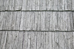 Old wooden background. Close up of very old wooden roof Stock Image