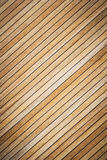 Old wooden background. With diagonal boards Stock Photo