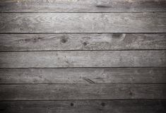 Old wooden background. The gray old wooden background royalty free stock photos