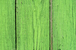Old wooden background. Green color Old wooden background Stock Image