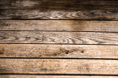 Old wooden background HDR effect Stock Images