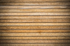 Old wooden background. With horizontal boards Royalty Free Stock Photos