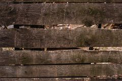 Old wooden background Stock Image