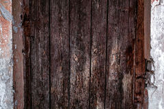 Old wooden background. Photo of old planks wooden background vintage texture Royalty Free Stock Photography
