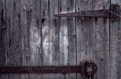 Old wooden background. Photo of old planks wooden background vintage texture Stock Image