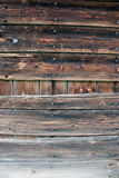 Old Wooden Background. Old Wooden Plank Background Natural Weathered stock images