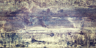Old wooden background, retro rustic boards Stock Images