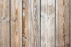 Old wooden background. Rustic grungy and weathered light brown wood surface wall plank texture background stock photos