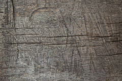 Old wooden background scratches Stock Image