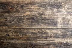 Old wooden background. Stock Photos