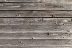 Old wooden background. Wall of the House Royalty Free Stock Photo