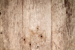 Old wooden background. Stock Photography