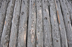 Old wooden barn Stock Image