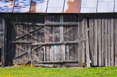 Old barn in Poland Stock Photos