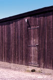 Old wooden barn Royalty Free Stock Photos
