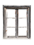 Old wooden barn window Royalty Free Stock Photography