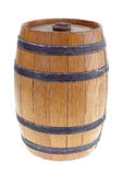 Old wooden barrel. Royalty Free Stock Photography