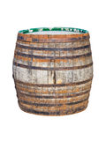 Old wooden barrel Royalty Free Stock Image