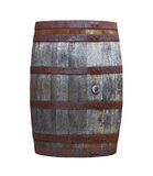 Old Wooden Barrel Stock Image