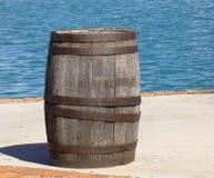Old Wooden Barrel Stock Photos