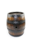 Old wooden barrel Stock Photography