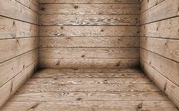 Old wooden base Stock Image
