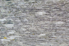 Old wooden beam Stock Photo