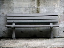 Free Old Wooden Bench Royalty Free Stock Photos - 16011608