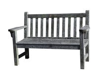 Old Wooden Bench royalty free stock image