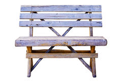 Old wooden bench. Stock Images