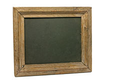 Old wooden blackboard Royalty Free Stock Photography