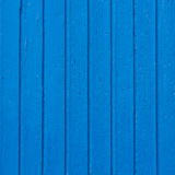 Old wooden blue shutter Stock Images