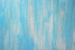Old wooden blue texture background. Stock Photos