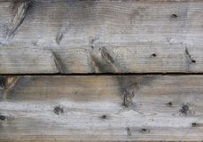 Old wooden board Stock Photography